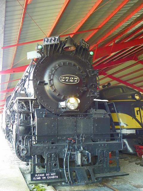 Museum of Transportation - St. Louis, Missouri June 2005