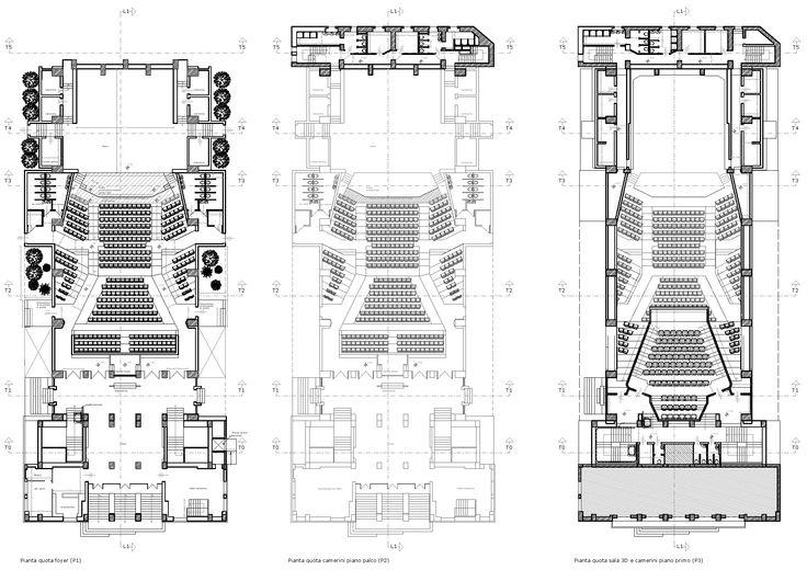 Cinema Teatro_ (progetto di ristrutturazione)
