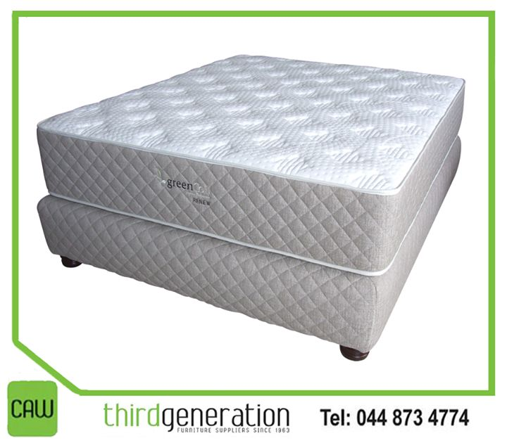 A good night's rest is essential to a healthy lifestyle. Get an amazingly comfortable #GreenCoil beds from #ThirdGenerationCAW.