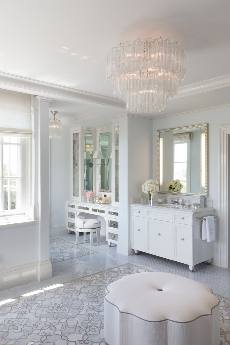 370 best Beautiful Bathrooms images on Pinterest | Artistic tile ...
