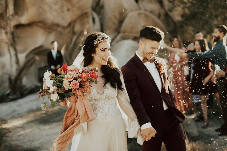 Candid Wedding Photo - TownandCountrymag.com