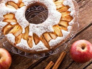 BUDIN DE MANZANA  Budín de manzana  Receta: Hna. Bernarda - El Gourmet- Dulces Tentaciones