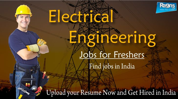 #latest #jobs for #Electrical #Engineering #Jobs for #Freshers in #India. Get #best #job #placement at any #location in India at #Ragns http://www.ragns.com/electrical-engineering-fresher-jobs