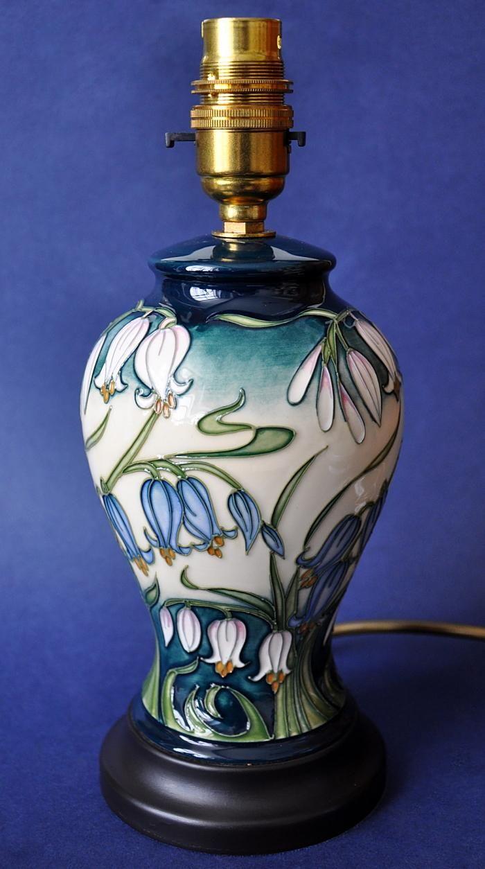 938 best moorcroft pottery bishop cliff goodwin etc william moorcroft lamps combermere l656 rachel bishop reviewsmspy