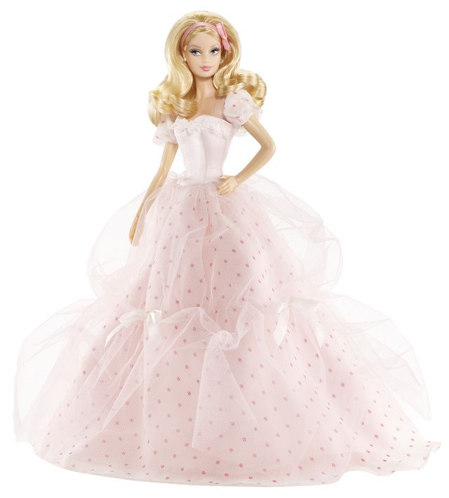 barbie dolls | New Barbie Dolls for 2013: Barbie Collector Birthday Wishes Doll