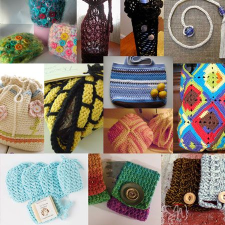 Teacher's Gift Time – 10 Crochet and Knit Ideas (all free patterns!): Crochet Teacher Gifts, Free Pattern, Crochet Gifts, Knits Ideas, Ten Teacher Gifts Ideas, 10 Crochet, Ten Teacher Gifts Ideamay, Crochet Patterns, Gifts Time