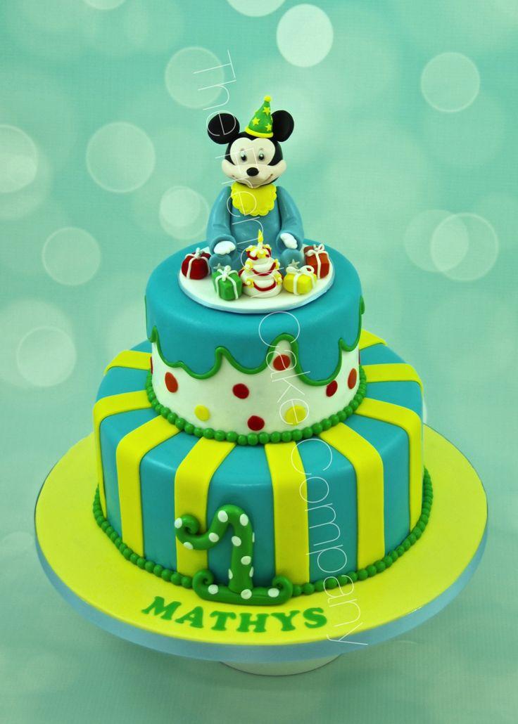 17 Meilleures Id Es Propos De G Teaux Th Me Mickey Sur Pinterest G Teau De Mickey Mouse