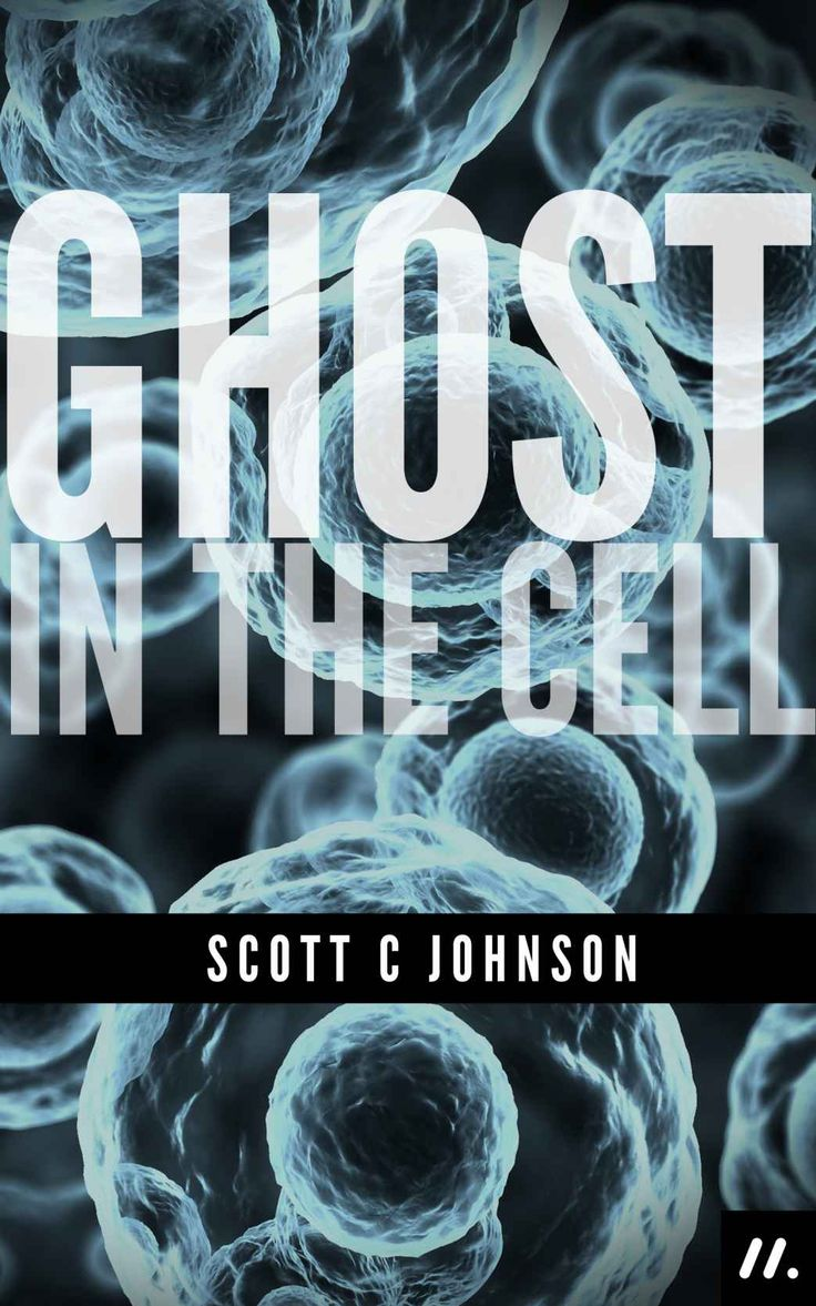 Amazon Ghost In The Cell Kindle Single EBook Scott C