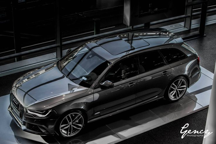 Audi RS6 by Gency Photographie