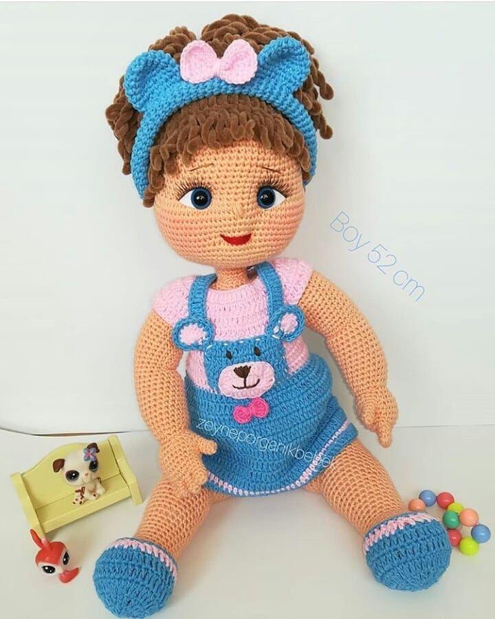Crochet Amigurumi Puppy Dog PATTERN ONLY, Jack Pup, pdf Stuffed ... | 900x720