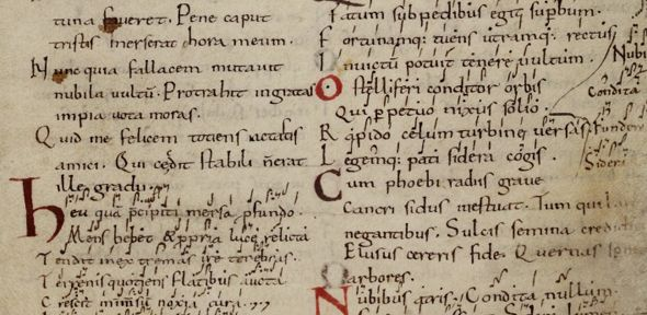An ancient song repertory will be heard for the first time in 1,000 years this week after being 'reconstructed' by a Cambridge researcher and a world-class performer of medieval music #musicology #rome #philosophy #manuscript #latin