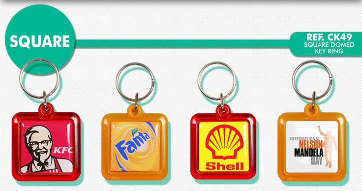 Domed Key Ring, Square shape key ring, CK49 KEY RING, Key Ring made in South Africa. free branding on key rings. key rings supplied by Best Branding. key rings in Durban, key rings in Gauteng, key rings in Johannesburg, key rings in Cape Town, Key rings in South Africa.