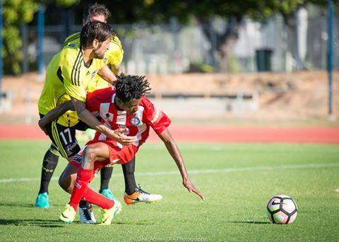 In Townsville y'day, Wellington Phoenix def Melbourne City FC 4-1; Finkler & Krishna 2ea, Cahill 1.