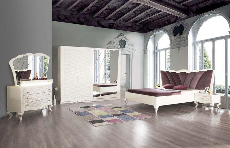 Lucca Yatak Odası Takımı