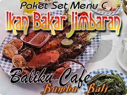 Traveling - Groupon - Paket C Jimbaran Seafood Set Menu Lobster Hanya Rp 225.000/orang
