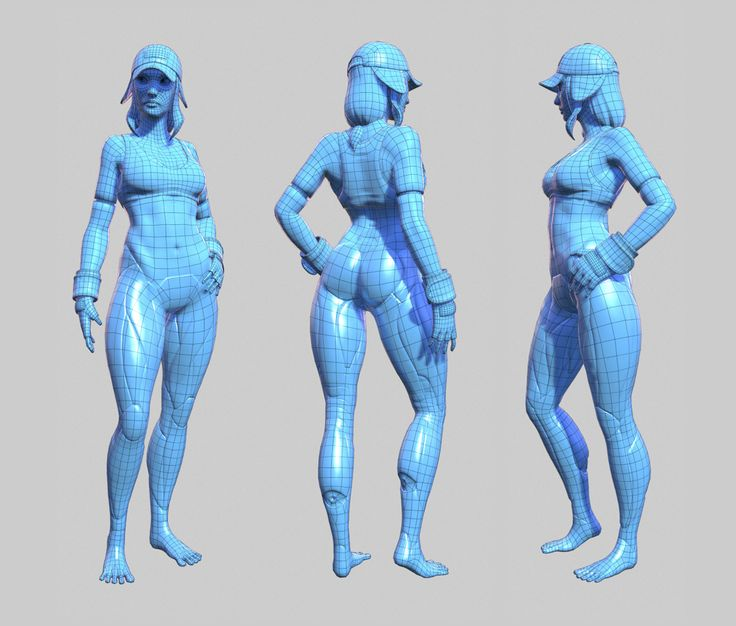 ArtStation - Flic training outfit, Laura Peltomäki