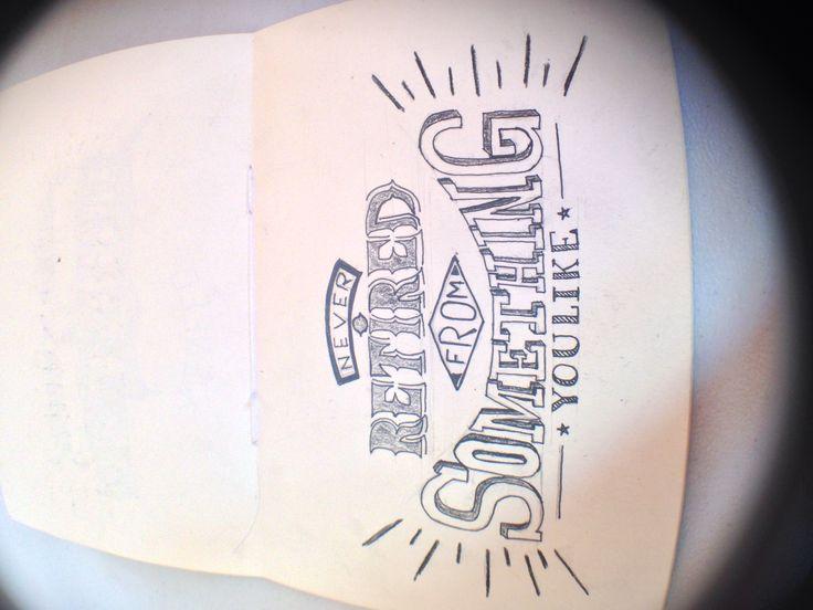Something lettered
