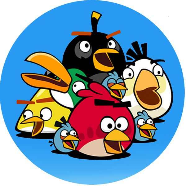 24 best angry birds images on Pinterest  Angry birds Bird party