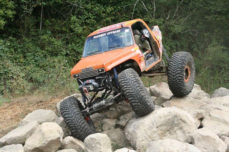 Chevy Rock Crawler : Chevy rock crawler off road pinterest and rocks