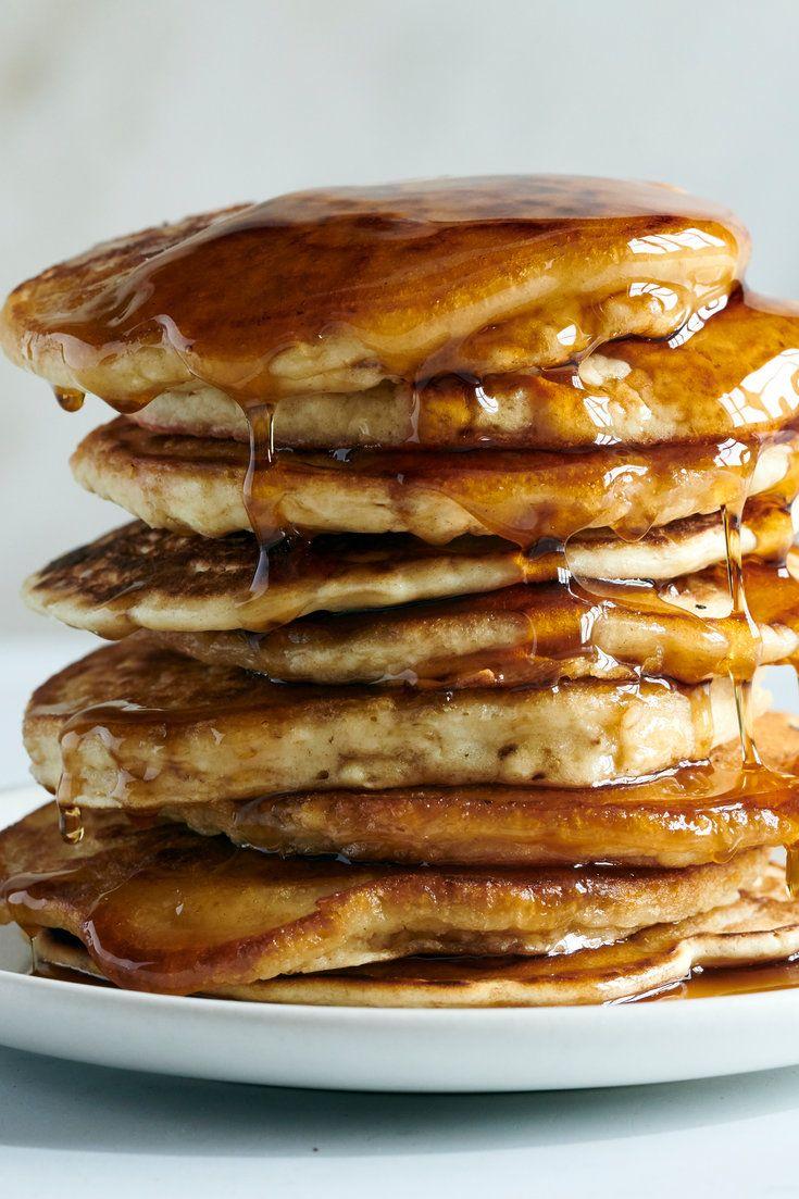 Vegan Pancakes Recipe Recipe In 2020 Recipes Vegetarian Breakfast Recipes Pancake Recipe