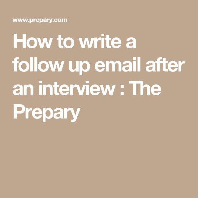 25+ unique Interview follow up email ideas on Pinterest Landing - 2nd follow up email after interview