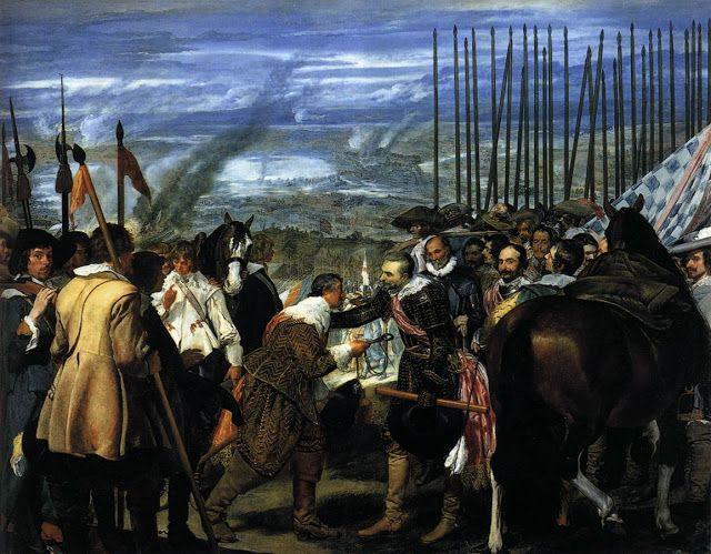 Η παράδοση της Μπρέντα (1634-35)   (Παράδοση οχυρού των Ολλανδών στους Ισπανούς)