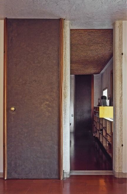 Carlo Scarpa (1906-1978) | Appartamento e Studio per l'avvocato Luigi Scatturin (1919-2009) | Palazzo Michiel, Calle degli Avvocati – San Marco, 3907, 30124 Venezia | 1962-1963 | Photo: Vaclav Sedy