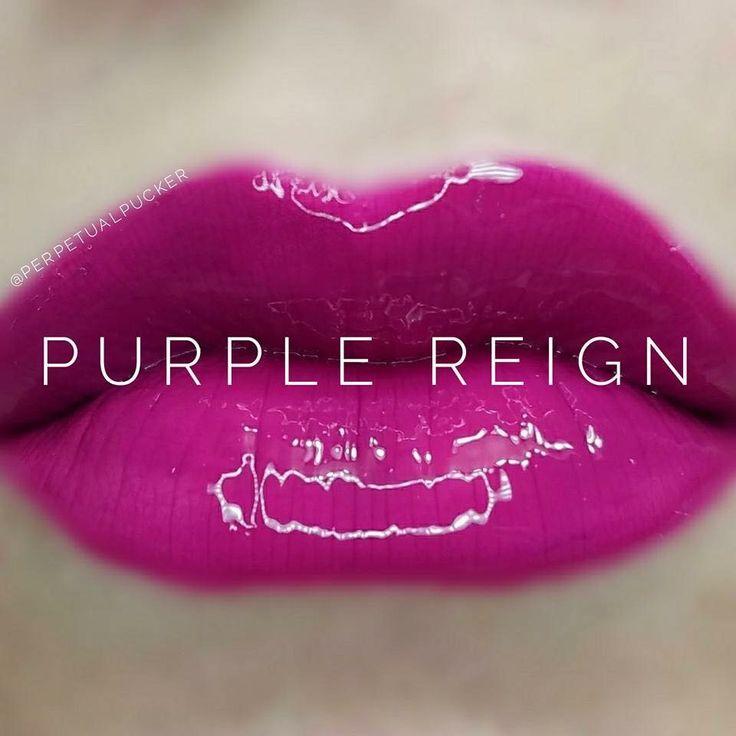 LipSense - Purple Reign. Order Today! Distributor #278308 Prettylittlelips@yahoo.com PH: 616.799.4006
