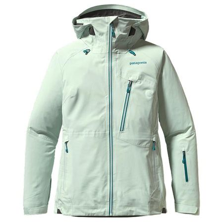 End of Season Clearance Patagonia Women's Untracked Jacket Arctic in Mint save 40% #bargain