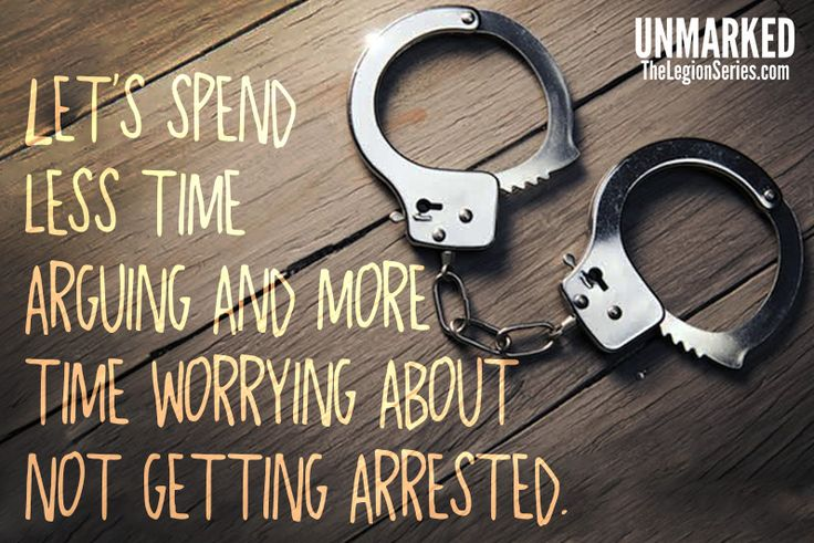 """Let's spend less time arguing and more time worrying about not getting arrested."" - #UNMARKED by Kami Garcia #thelegionseries #kamigarcia #yabooks #paranormal #supernatural #quotes"