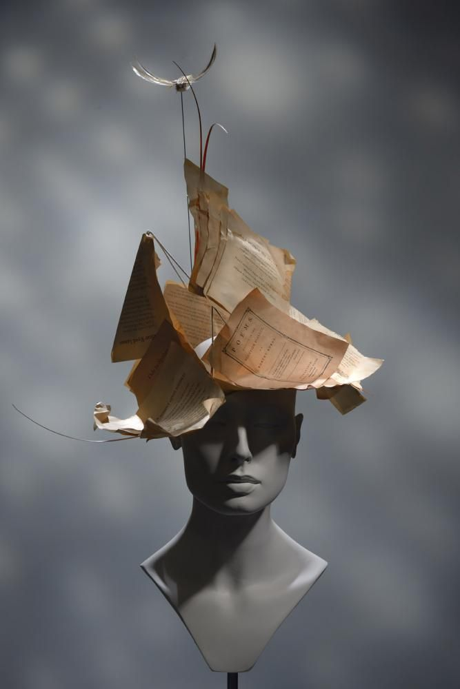Model Millinery | Stephen Jones millinery