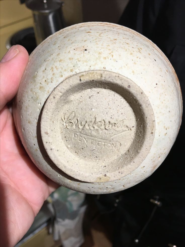 Jay Cryderman Penticton Bc In 2019 Pottery Marks