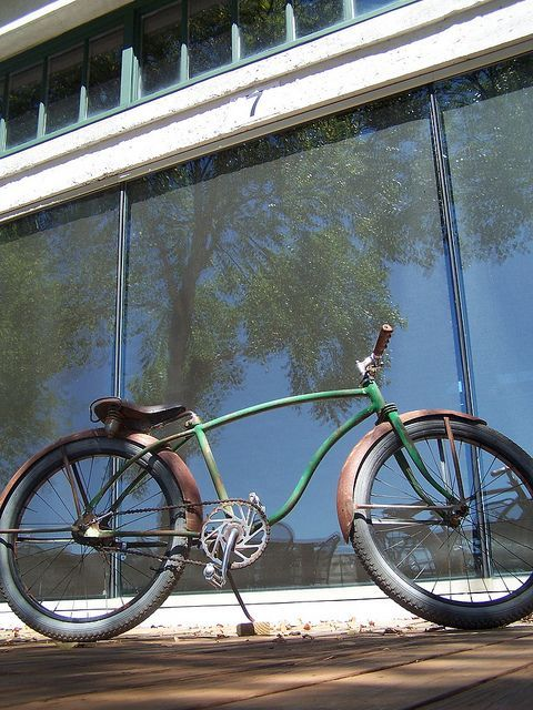 Rat Rod Huffy Bicycle