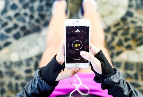 Hoy se lanza la aplicación Adidas Go - BLOVVER