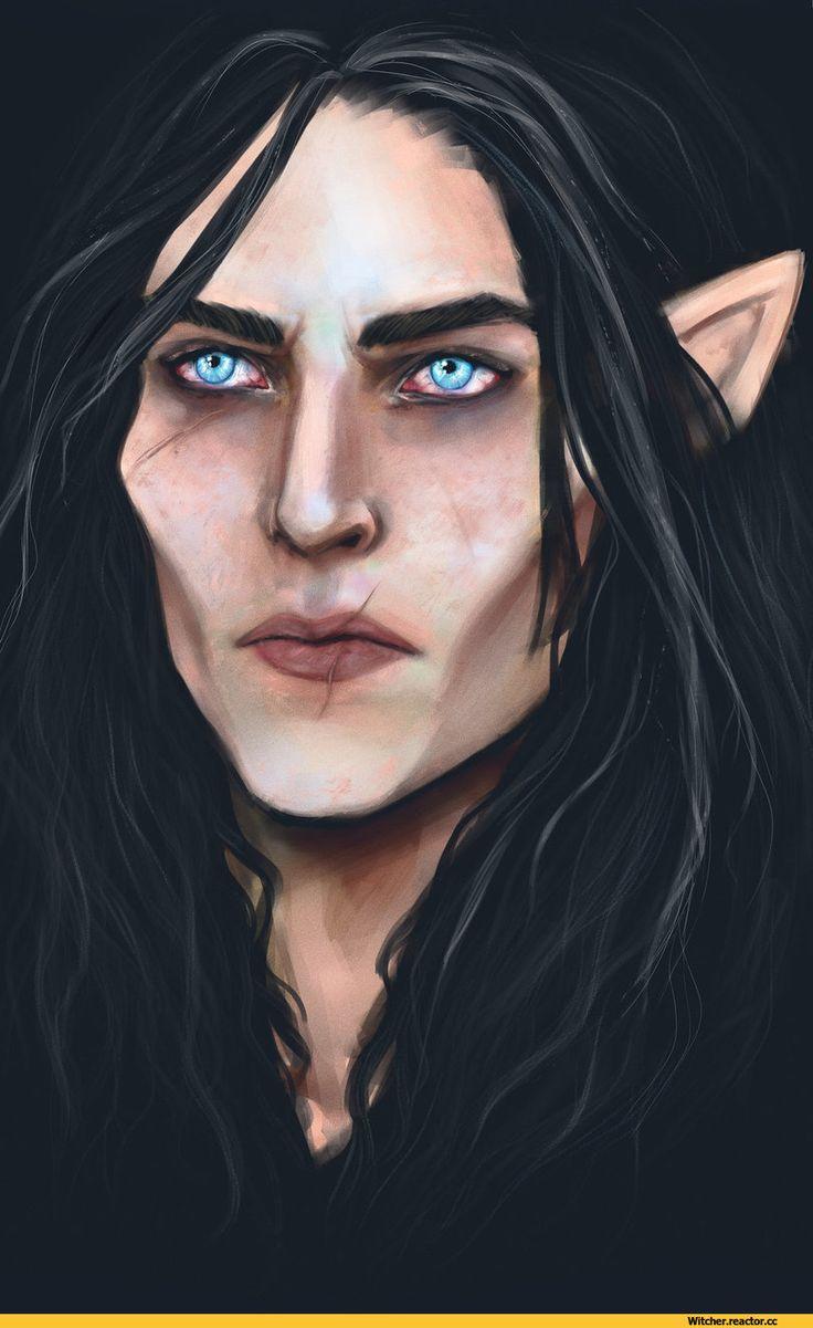 The Witcher: Caranthir Ar-Feiniel