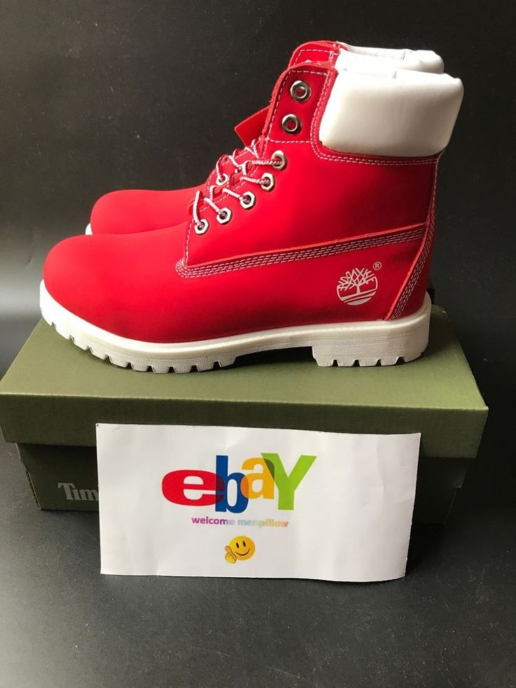 New Timberland Premium Classic Nubuck 10061 Mens Boot 6 Inch Waterproof Boots #Timberland #SnowWinter