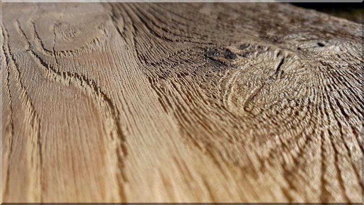 Tölgyfa palló