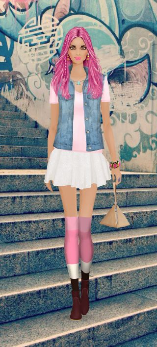 Harajuku Girls Fashion Fete Covet Styles Fashion Game Pinterest Harajuku
