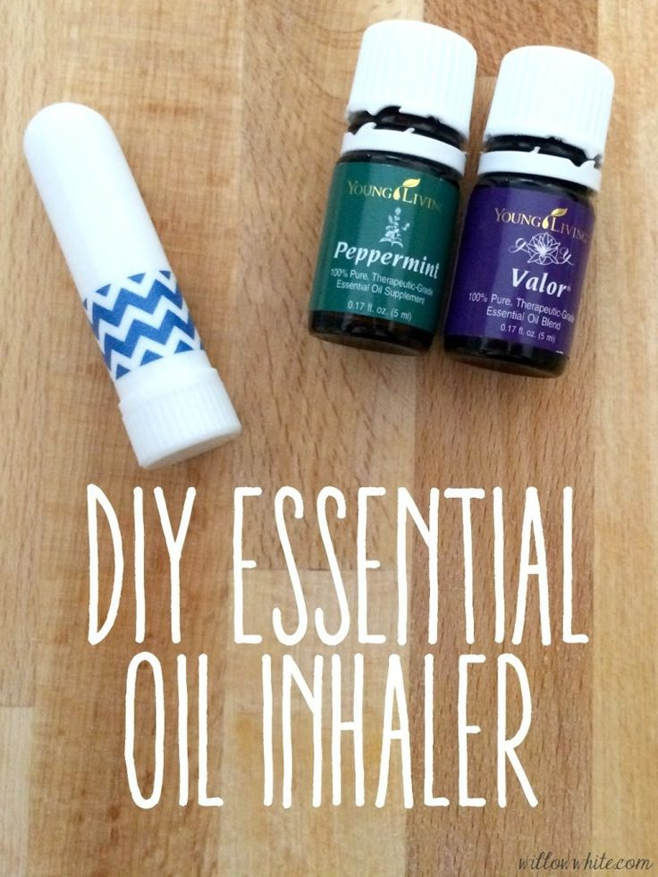 All About Essential Oils – DIY Nasal Inhaler thanks to Willow White for her tips on how to make the Vicks Vapor Inhalers with Oils.