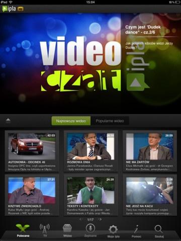 ipla - polish VOD service