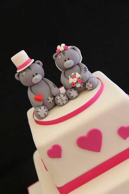 wedding cake toppers brisbane queensland me to you bears wedding cake by maison cakes 26427