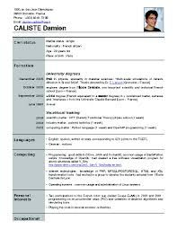 resume example download  tomorrowworld coresume example     cv