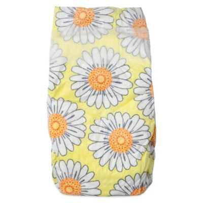 Honest 44-Pack Size 1 Diapers in Daisies Pattern - buybuyBaby.com