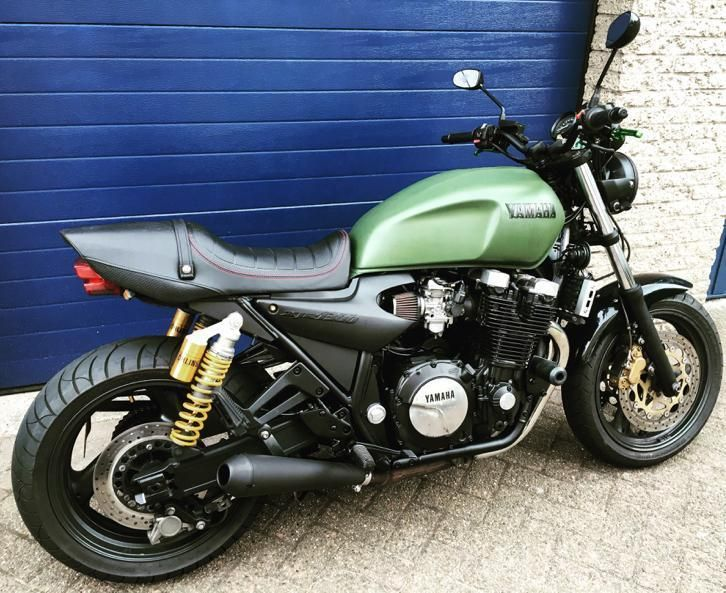Yamaha XJR                                                                                                                                                                                 Plus