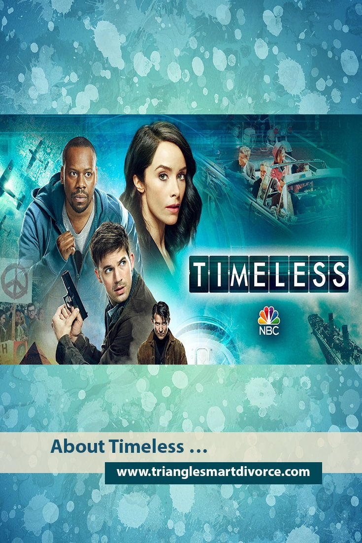 There S A New Show On Nbc Called Timeless Aly It Doing Pretty Well About Criminal Who Steals Top Secret Government Time Machine And
