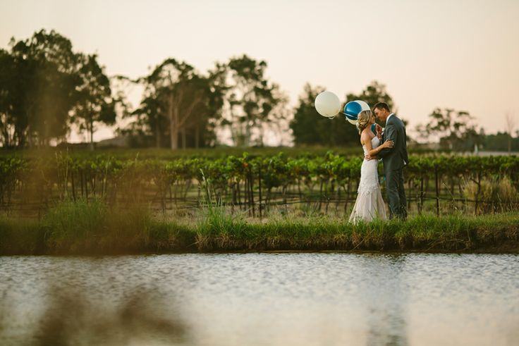 Peterson Champagne House Hunter Valley wedding. Image: Cavanagh Photography http://cavanaghphotography.com.au