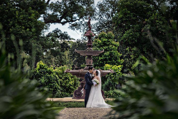 Bill ♥ Jennifer   Adelaide Botanic Gardens Wedding   Festival Function Centre — Best Wedding Photographer in Adelaide   Scott Goh Photography
