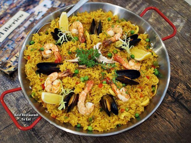 El Iberico Pavilion Kuala Lumpur Spanish Cuisine Malaysian Food Rib Meat Food Blog