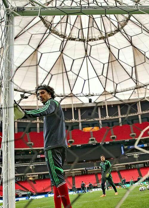 Guillermo Ochoa el indiscutible portero de mi Selección Mexicana