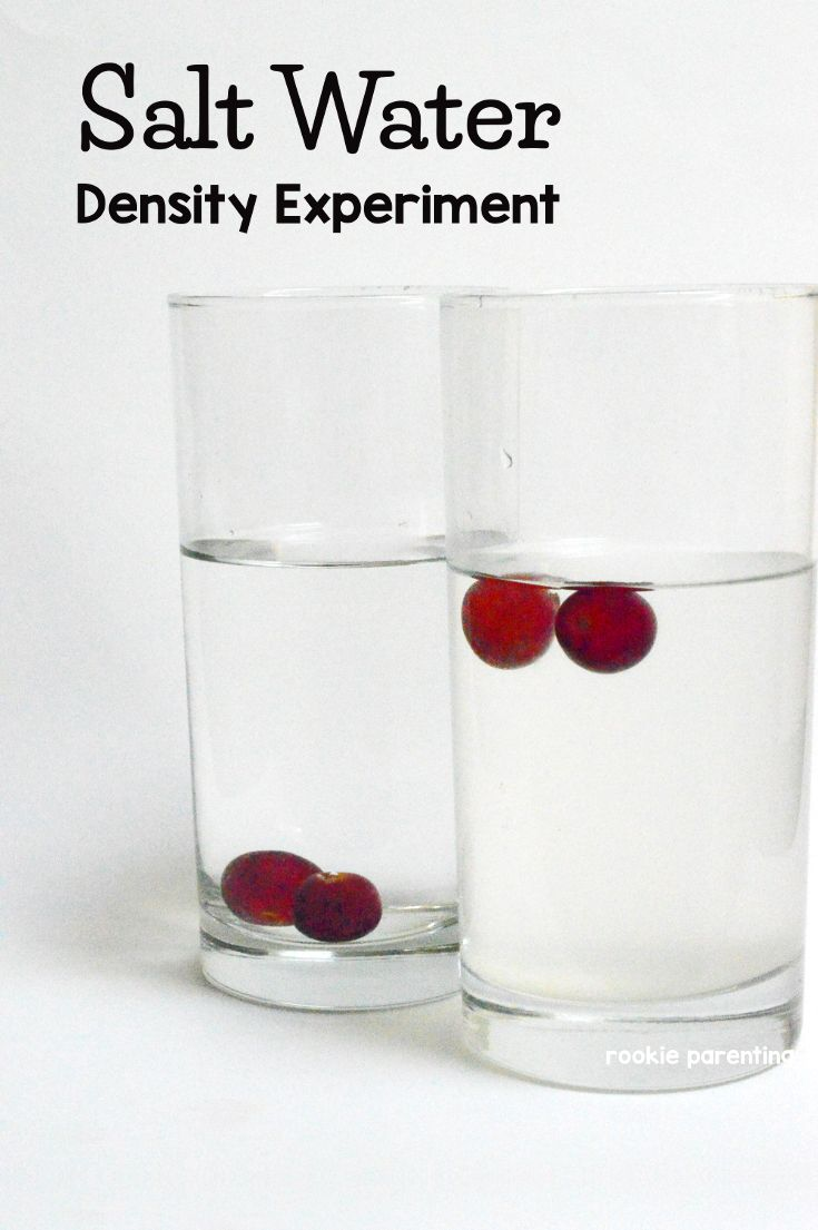 Water Density Experiment | Do Grapes Sink Or Float?